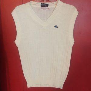 Vintage IZOD Sweater Vest